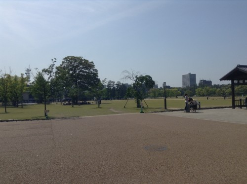 松山城公園