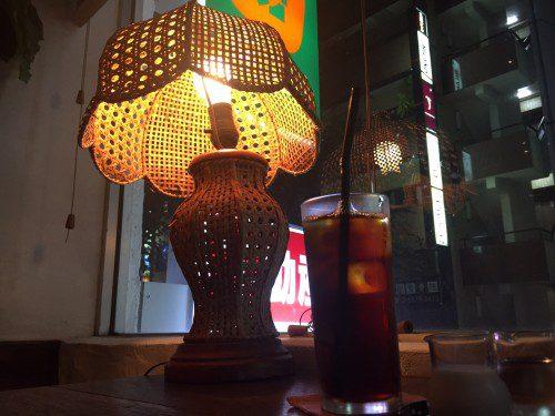 神楽坂caquiカフェ