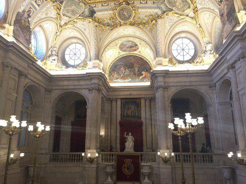 マドリッド王宮