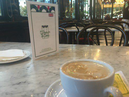 マドリッドカフェ