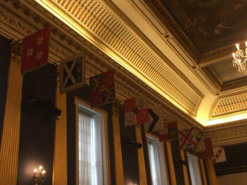 ダブリン城セントパトリックスホール