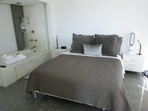 Airbnbベッド